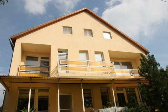 Családi ház Balatonszemesen